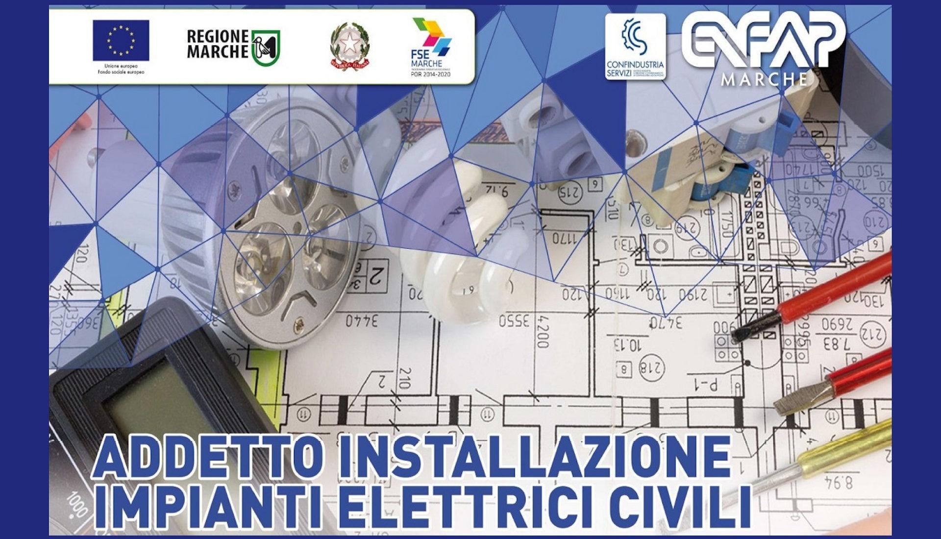 Addetto installazione impianti elettrici civili