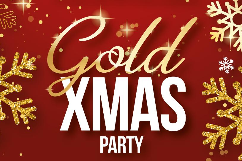 Gold Xmas Party - Cena Conviviale Natalizia